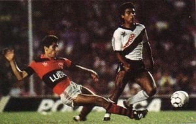Flamengo 3x0 Vasco - 27/11/1983 - Gols de Lúcio, Adílio e Tita
