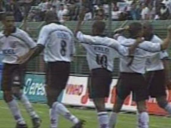 Flamengo 4x1 Corinthians - 10/10/1998 - Gols de Marcos Assunção, Beto, Jorginho e Iranildo