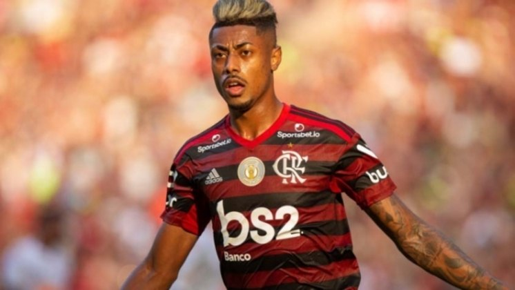 Flamengo 4x1 Corinthians - 3/11/2019 - Gols de Bruno Henrique (3) e Vitinho