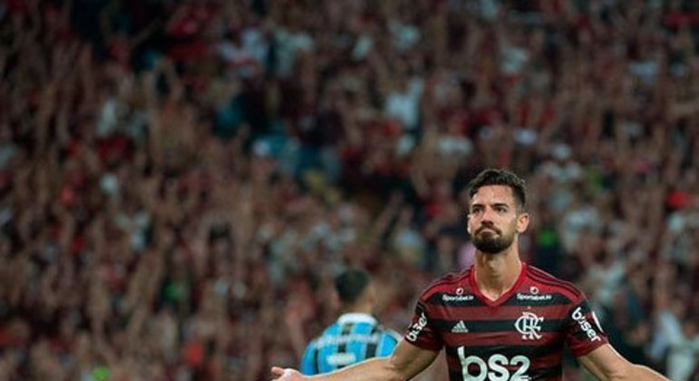 Flamengo 5 x 0 Grêmio - semifinal de 2019