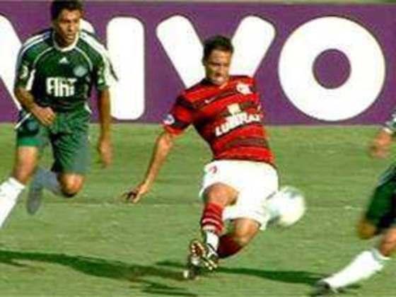 Flamengo 5x2 Palmeiras - 16/11/2008 - Gols de Ibson (3), Marcelinho Paraíba e Kleberson