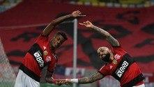 Fla atropela o ABC e encaminha classificação na Copa do Brasil