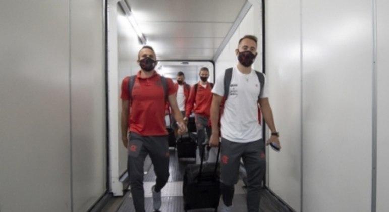 Flamengo - Aeroporto