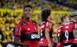 O Flamengo voltou a vencer o Barcelona de Guayaquil, no Equador, por 2 a 0, na noite desta quarta-feira (29), e está na final da Copa Libertadores
