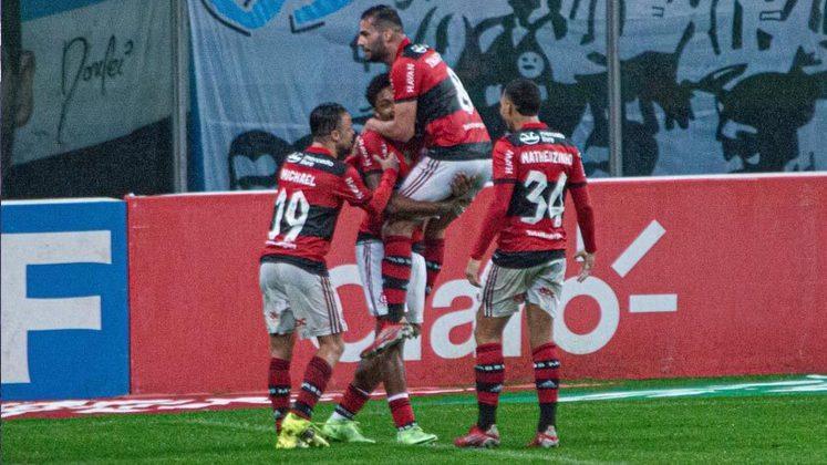 Flamengo (Brasil) - Valor do elenco: 147,75 milhões de euros (R$915,79 milhões) - Número de jogadores: 31