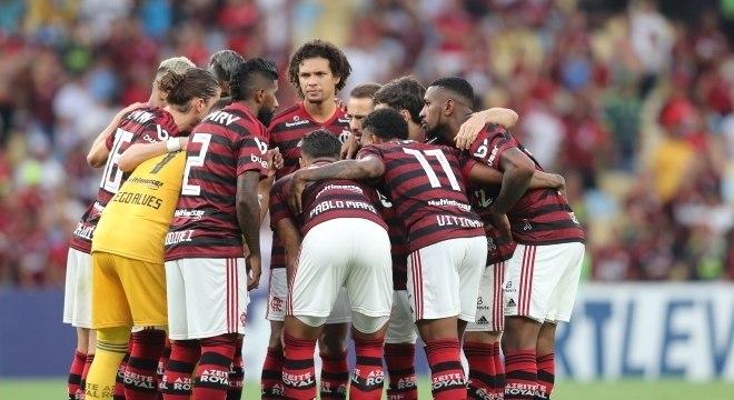 Flamengo precisou da atitude dos jogadores, sem Jorge Jesus no banco
