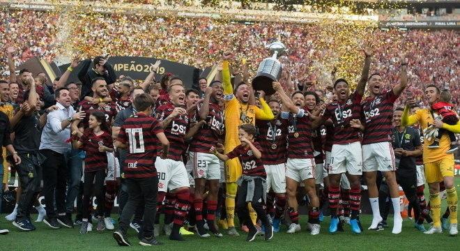 Flamengo arrecadou R$ 939 milhões no ano passado