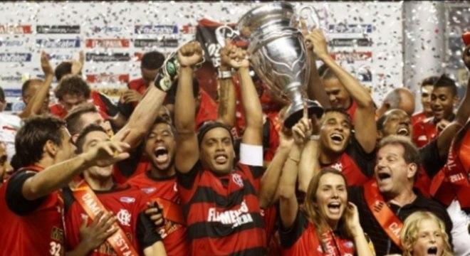 Flamengo campeão carioca 2011