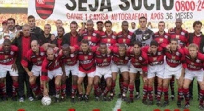 Em 2000, reforçando ainda mais um time que era promissor