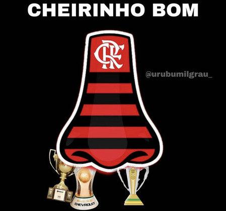 Flamengo campeão carioca: os melhores memes do título sobre o Fluminense