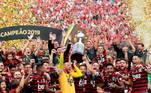Flamengo, campeão Libertadores 2019,