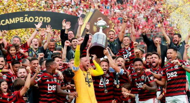 Flamengo conquistou a Libertadores 2019 em Lima, no Peru