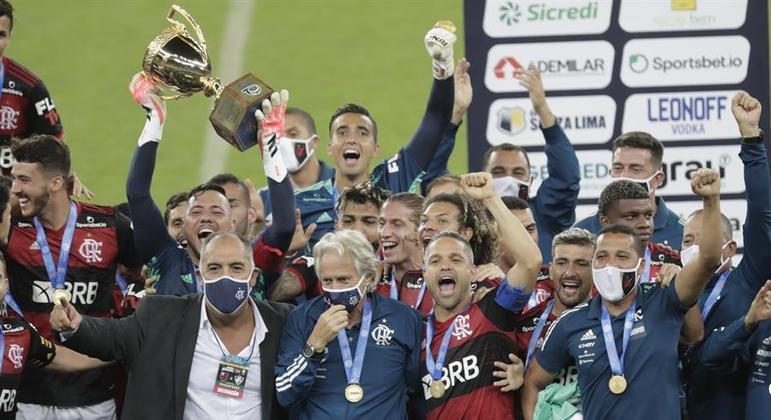 Flamengo tem 36 títulos do Campeonato Carioca