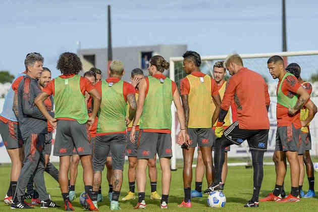 Flamengo: cenário 2 (com transferências de atletas) - Receitas: R$ 541 milhões - Folha salarial: R$ 330 milhões - Receitas x Folha (em %): 61% - Conclusão: abaixo do fair play financeiro.