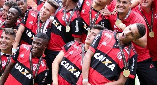 Flamengo venceu São Paulo em 2018 e alcançou seu quarto título da Copinha