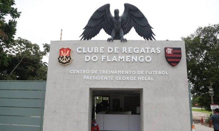Flamengo - CT George Helal: Mais conhecido como Ninho do Urubu, leva o nome do ex-presidente do Fla responsável por adquirir o terreno