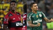 Confira os clubes brasileiros com mais finais de Libertadores