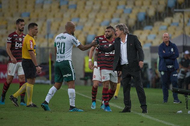 Flamengo e Palmeiras são as potências econômicas do futebol brasileiro e, nesta galeria, o LANCE! detalha os principais indicadores de performance dos clubes. Os dados são da SportValue. Confira!