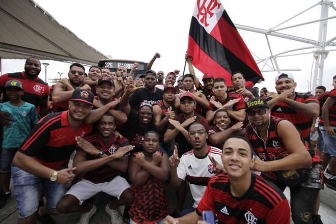 Essa vai ser a primeira final de Copa Libertadores dos rubro-negros em 38 anos