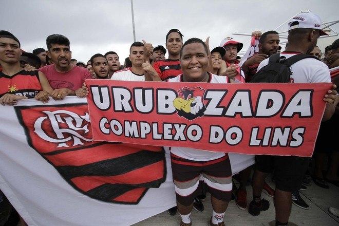 Flamengo enfrenta o River no estádio Monumental 'U', às 17 horas (horário de Brasília)