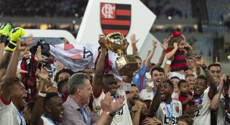 Atual bicampeão estadual, Flamengo é favorito a mais uma conquista