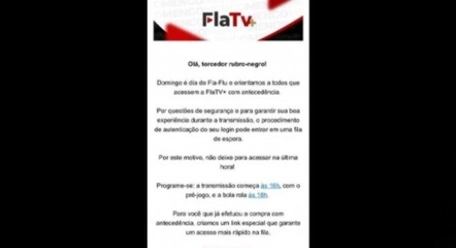 Flamengo - FlaTV+