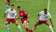 Carioca: Com golaço de Igor Julião, Fluminense vence o Flamengo