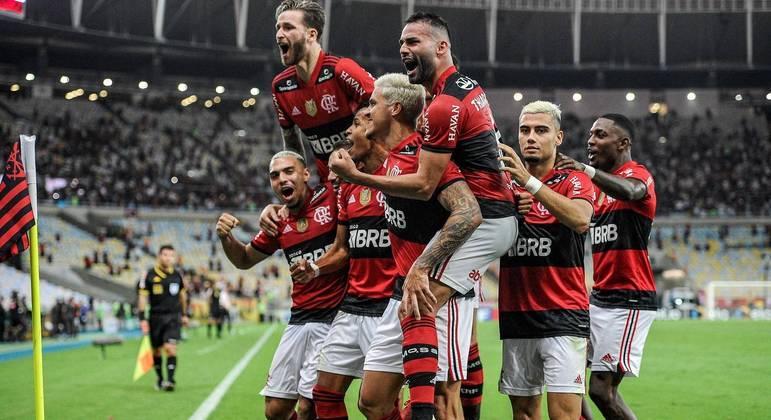 Quase 7 mil torcedores acompanharam a vitória do Flamengo