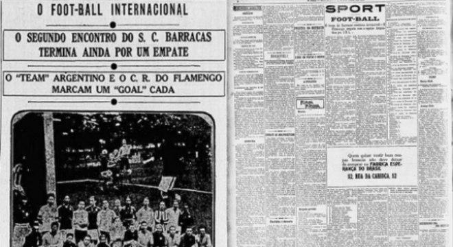 Flamengo - Jornais