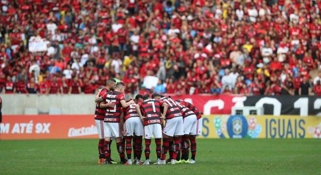 Flalevou mais de 50 mil torcedores em média ao Maracanã na Série A de 2018