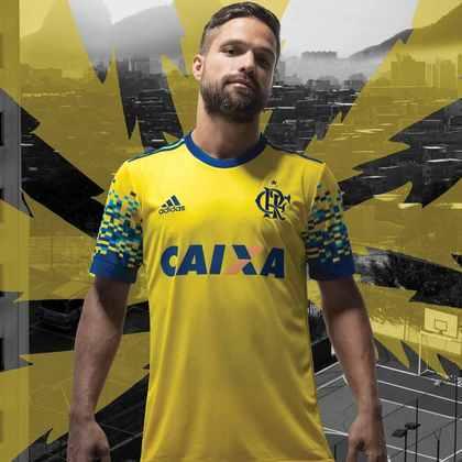 FLAMENGO: O Flamengo já havia entrado em iniciativa semelhante, porém, por intermédio da Adidas. Aconteceu em 2017, quando a fabricante de material esportivo criou uma plataforma para esse fim. A camisa vencedora do Flamengo surpreendeu pelas cores, gerou comentários, mas esgotou tão logo foi lançada.