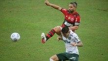 Fla vence o Palmeiras em jogo de marcação e brilho dos goleiros
