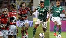 Flamengo x Palmeiras: uma final de Libertadores muito 'europeia'