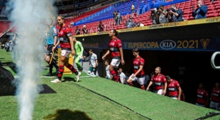 Flamengo - Supercopa do Brasil