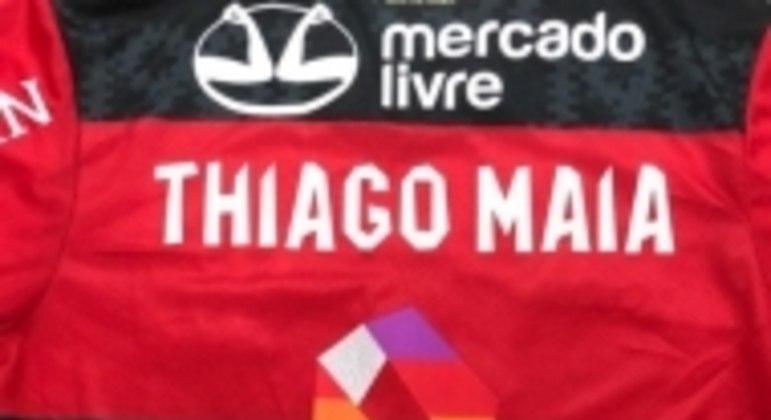 Flamengo Thiago Maia