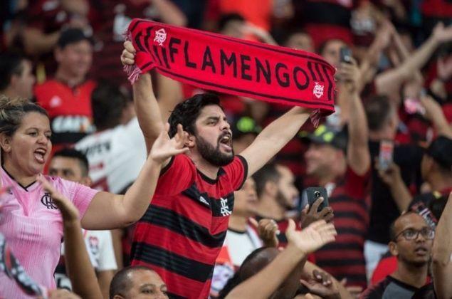 flamengo, torcida flamengo