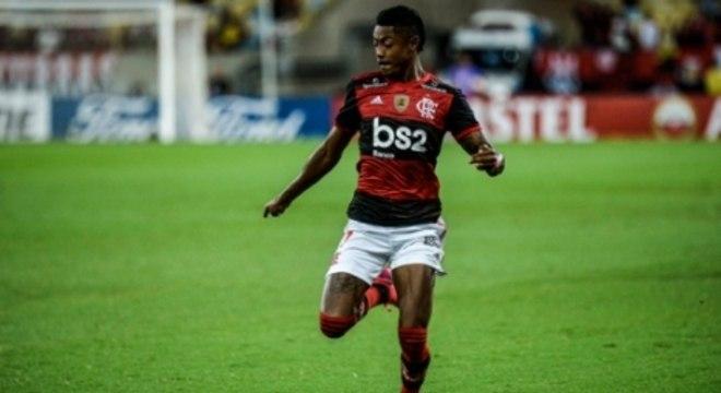Bruno Henrique é muito querido pelo técnico Jorge Jesus