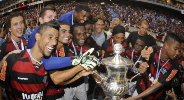 Flamengo x Boavista 2011 (Final Taça Guanabara)