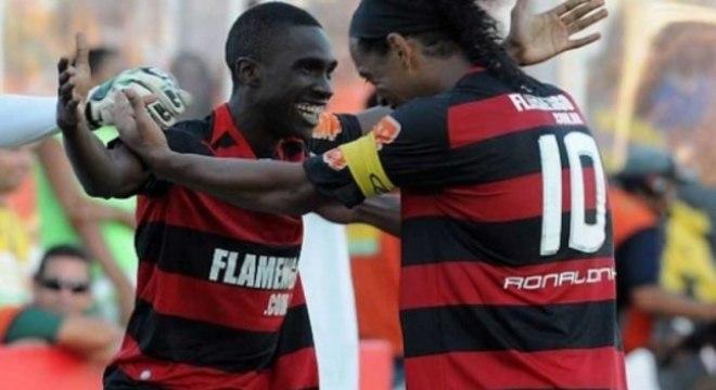 Flamengo x Boavista - Negueba - 2011