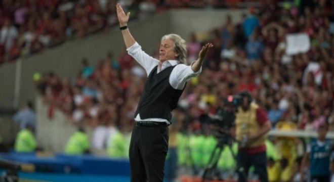 Flamengo de Jorge Jesus segue batendo recordes