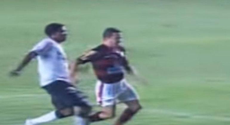 Flamengo x Corinthians - Oitavas de final 2010