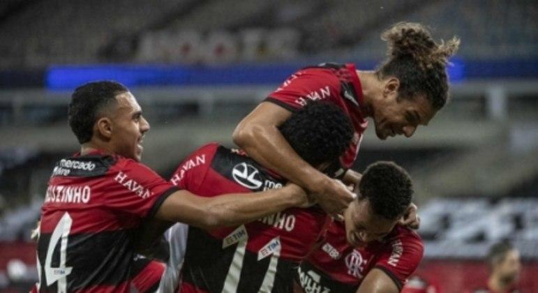 Flamengo x Coritiba