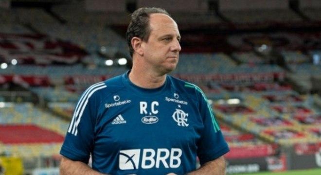 Flamengo x Coritiba - Rogério Ceni