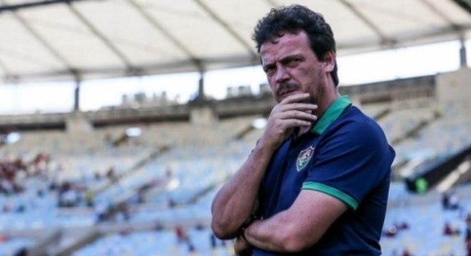 Flamengo x Fluminense - Fernando Diniz