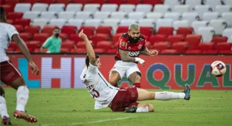 Flamengo x Fluminense - Gabigol