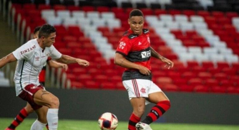Flamengo x Fluminense - Natan
