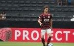 Flamengo x Fortaleza - Rodrigo Caio