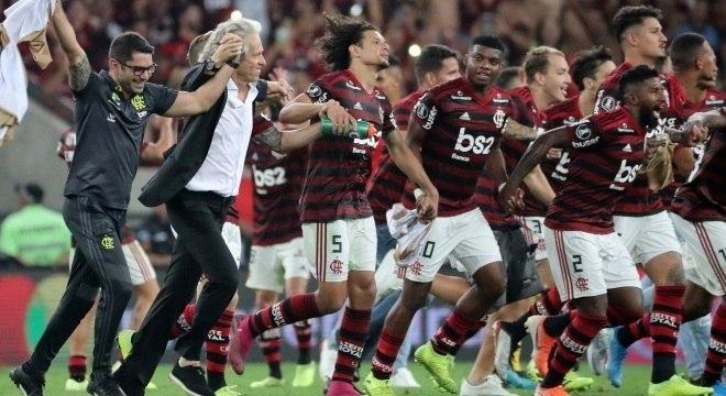 Por trás da vitória incrível do Flamengo está o trabalho de Jorge Jesus
