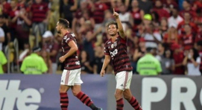 Flamengo x Grêmio - William Arão
