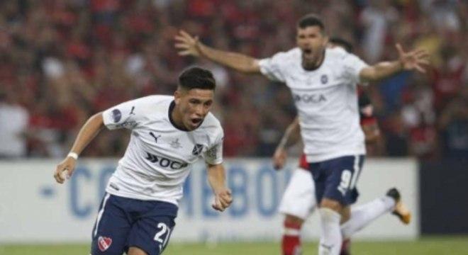Flamengo x Independiente - final da Copa Sul-Americana 2017